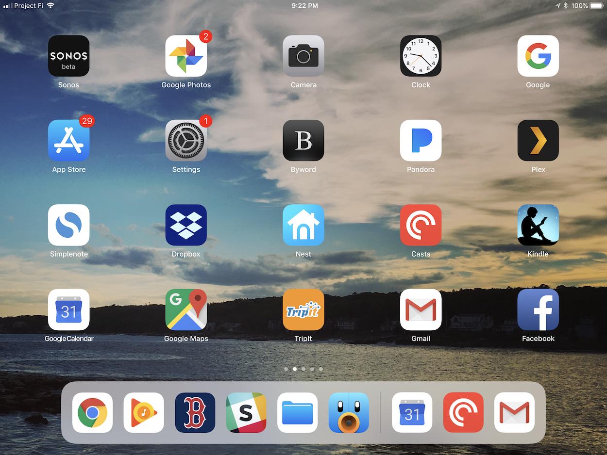 Goodbye Macbook, Hello iPad Pro – tecosystems